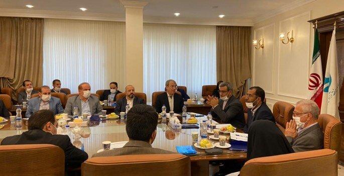 طرح توسعه ی منطقه آزاد و همکاری سازمان های مستقر در شهر فرودگاهی امام خمینی(ره)